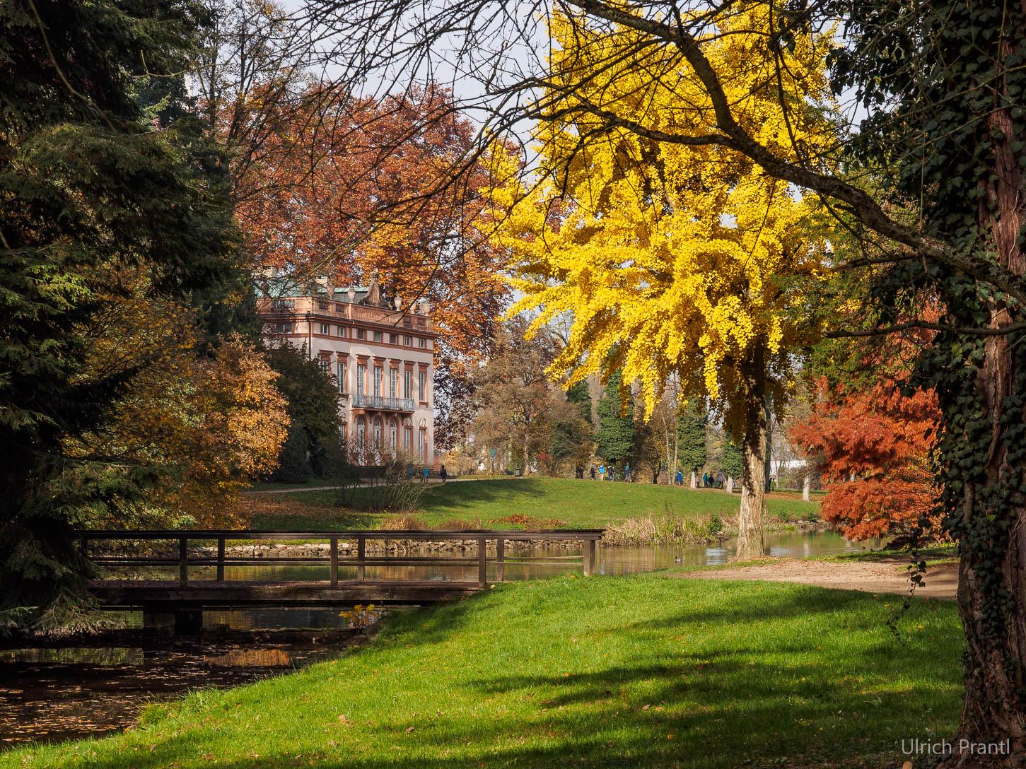 Aschaffenburg, Park und Schloss Schönbusch