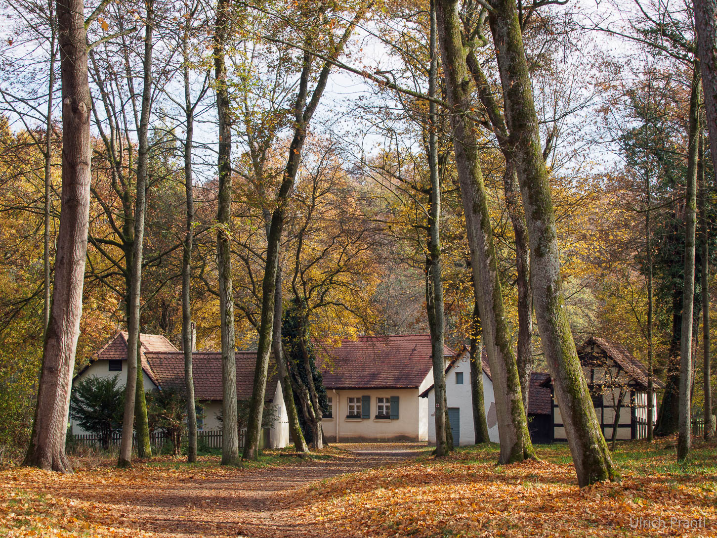 Aschaffenburg, Schönbusch, Dörfchen
