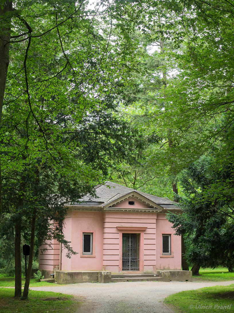 Aschaffenburg, Philosophenhaus, Schönbusch
