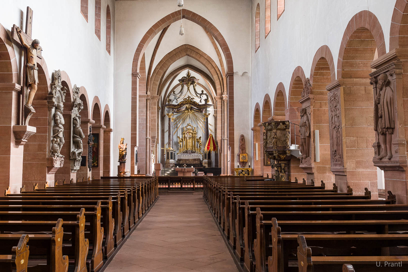 Aschaffenburg Stiftsbasilika