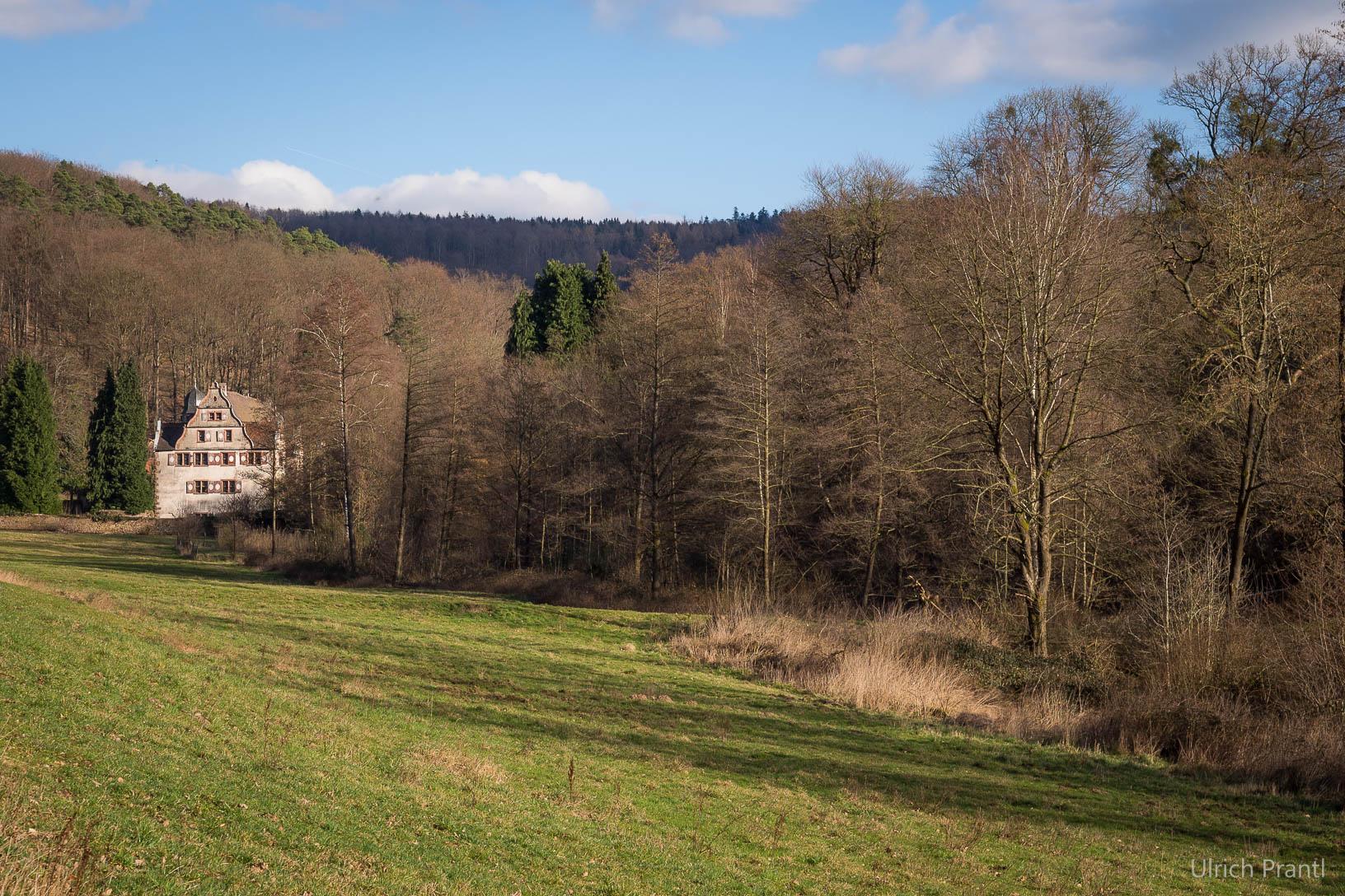 Wasserschloss, Oberaulenbach