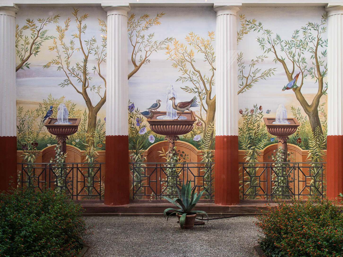 Aschaffenburg, Pompejanum