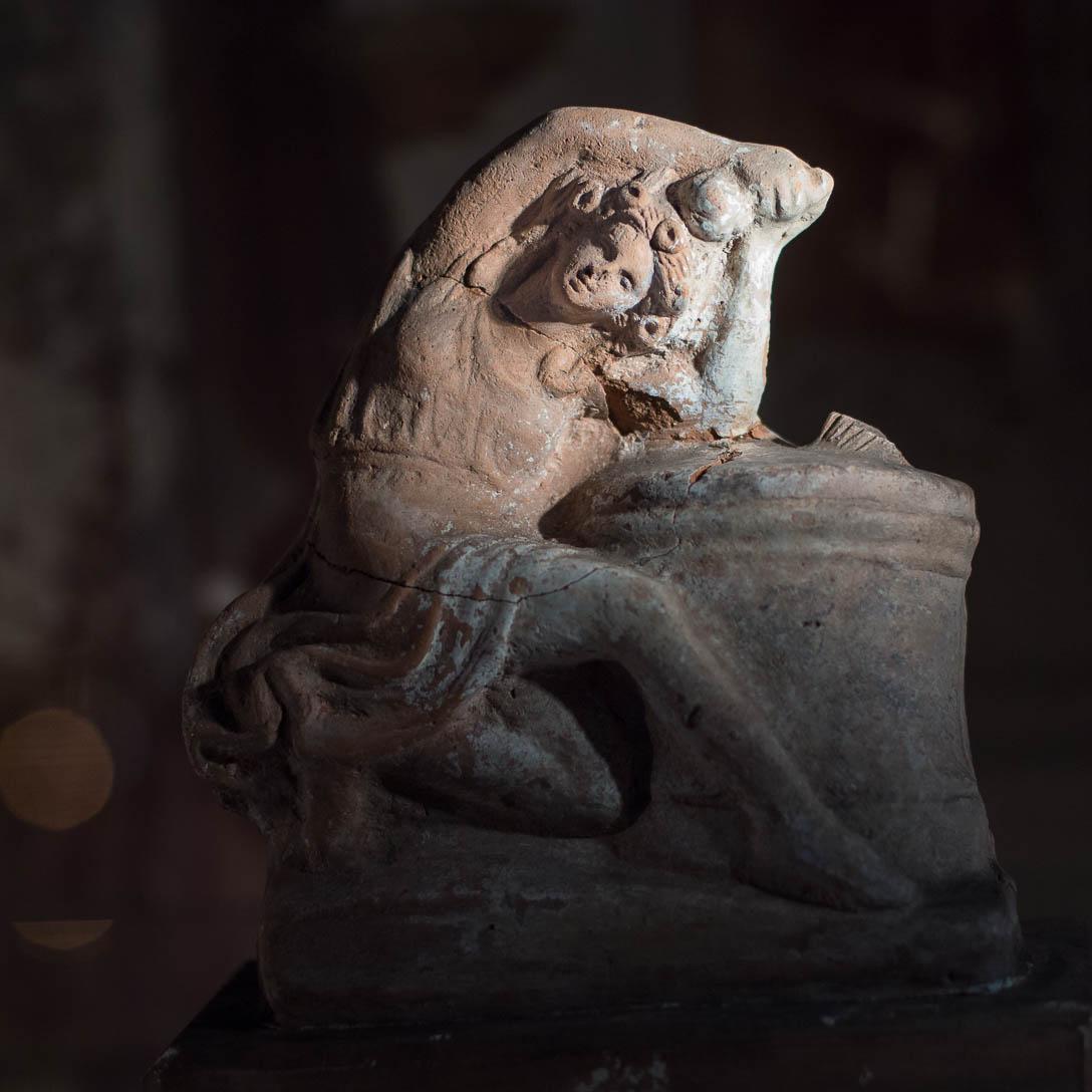 Aschaffenburg, Pompejanum, Figur