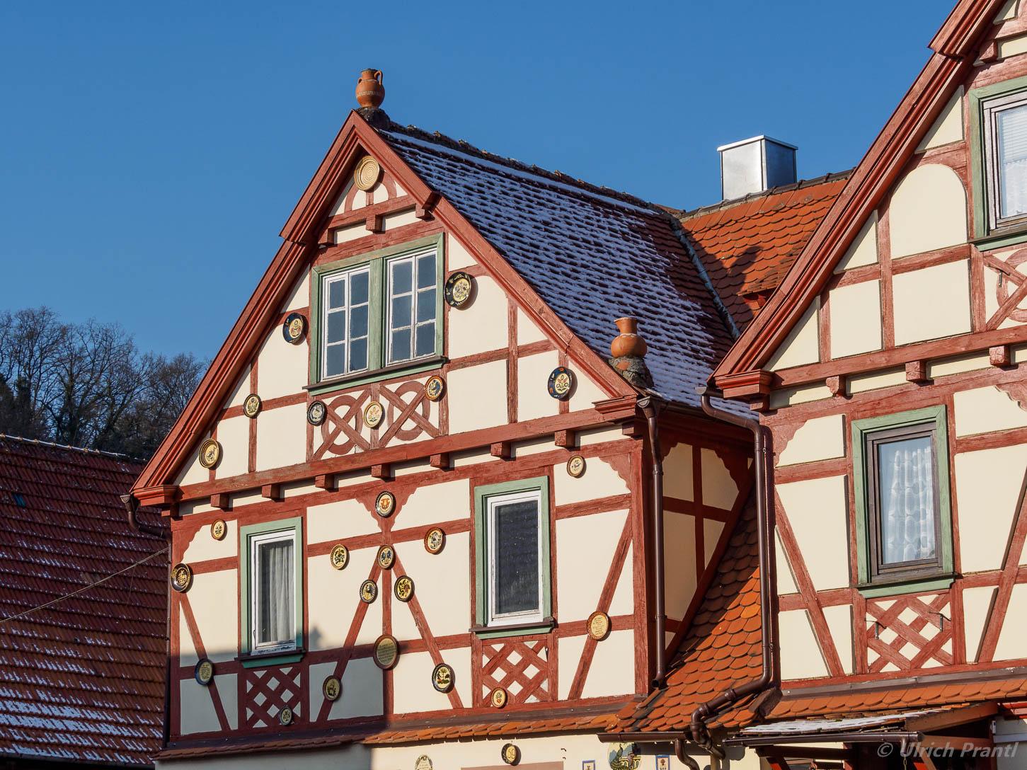 Hafenlohr Töpferhaus