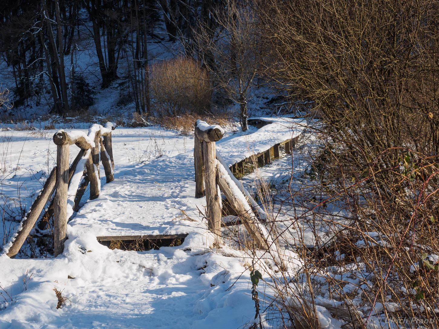 Hafenlohrtal Winter