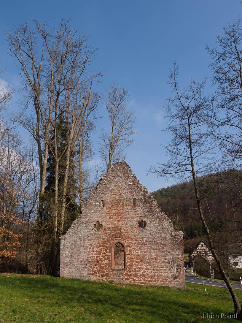 Markuskapelle, Hasloch