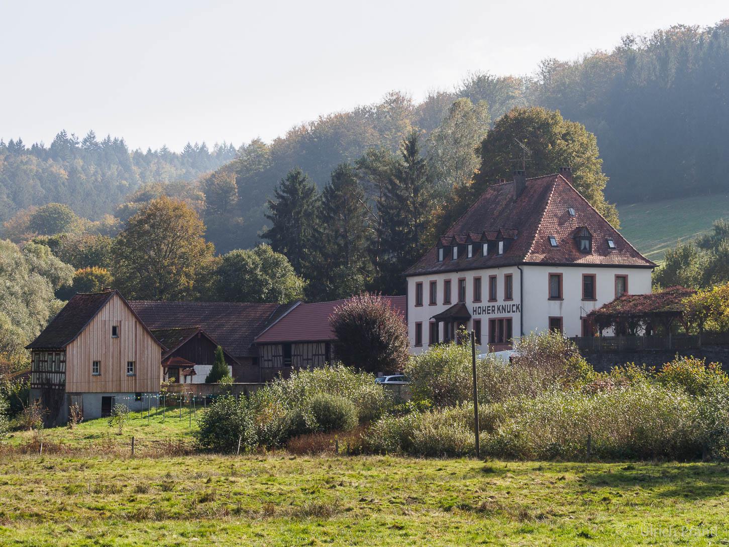 Hafenlohrtal: Lichtenau