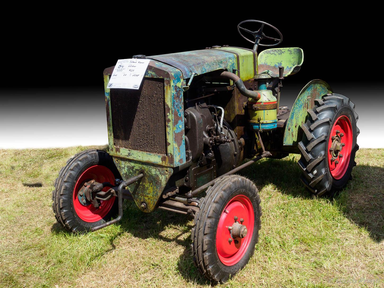 Güldner Traktor von 1920