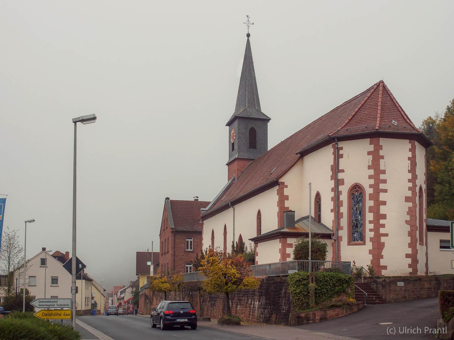 Dammbach St. Valentin