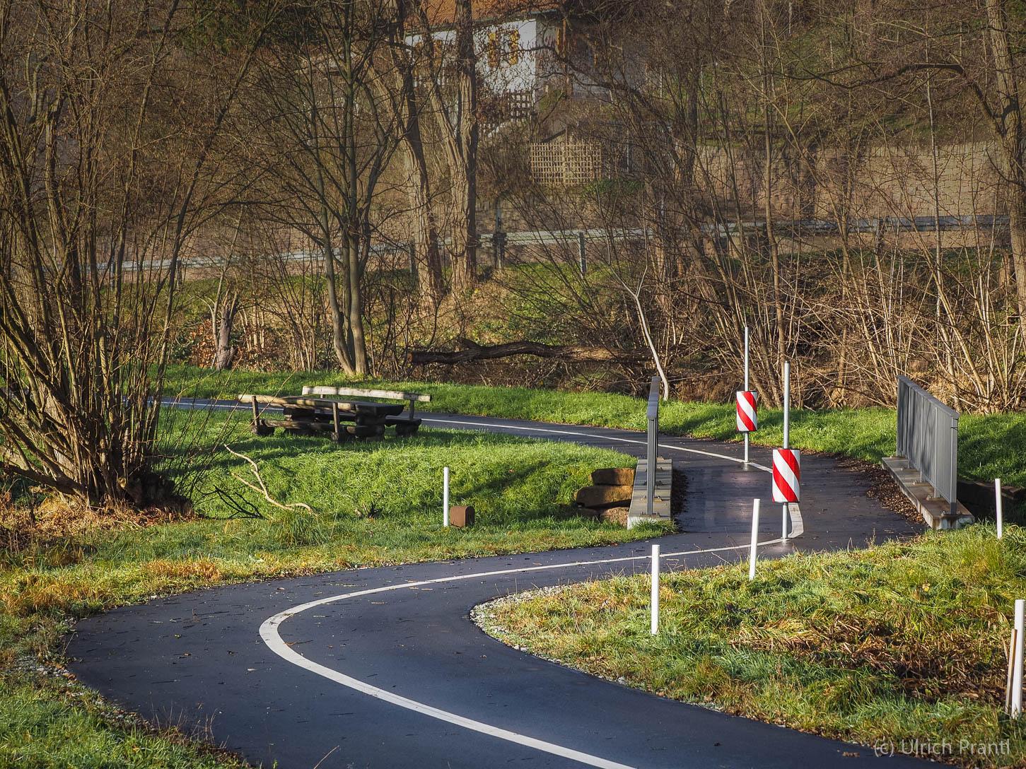 Wintersbach, Radweg