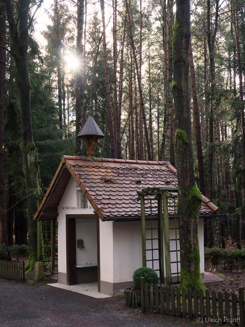 Dammbach, Waldkapelle