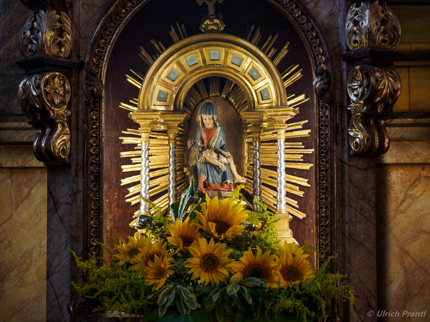 Lohr, Mariabuchen, Gnadenbild