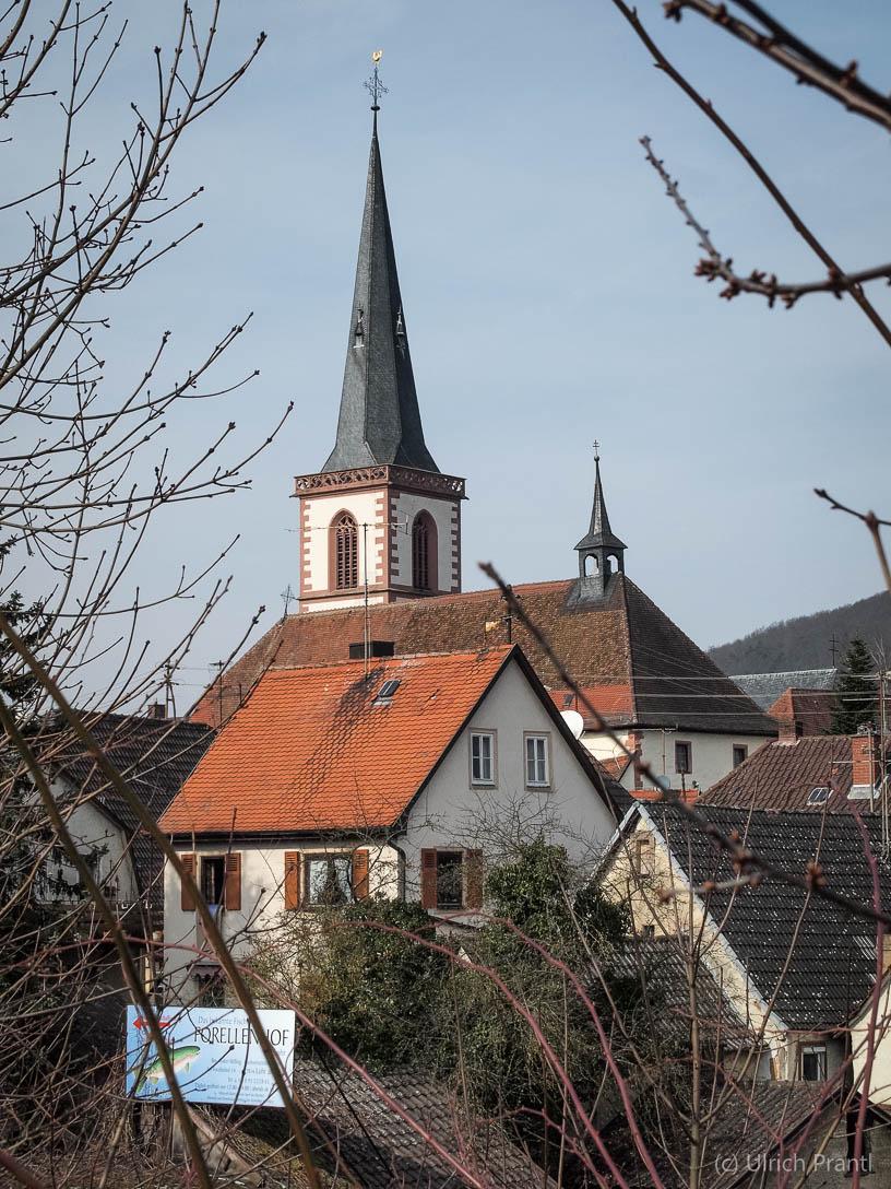 Lohr, Stadtpfarrkirche