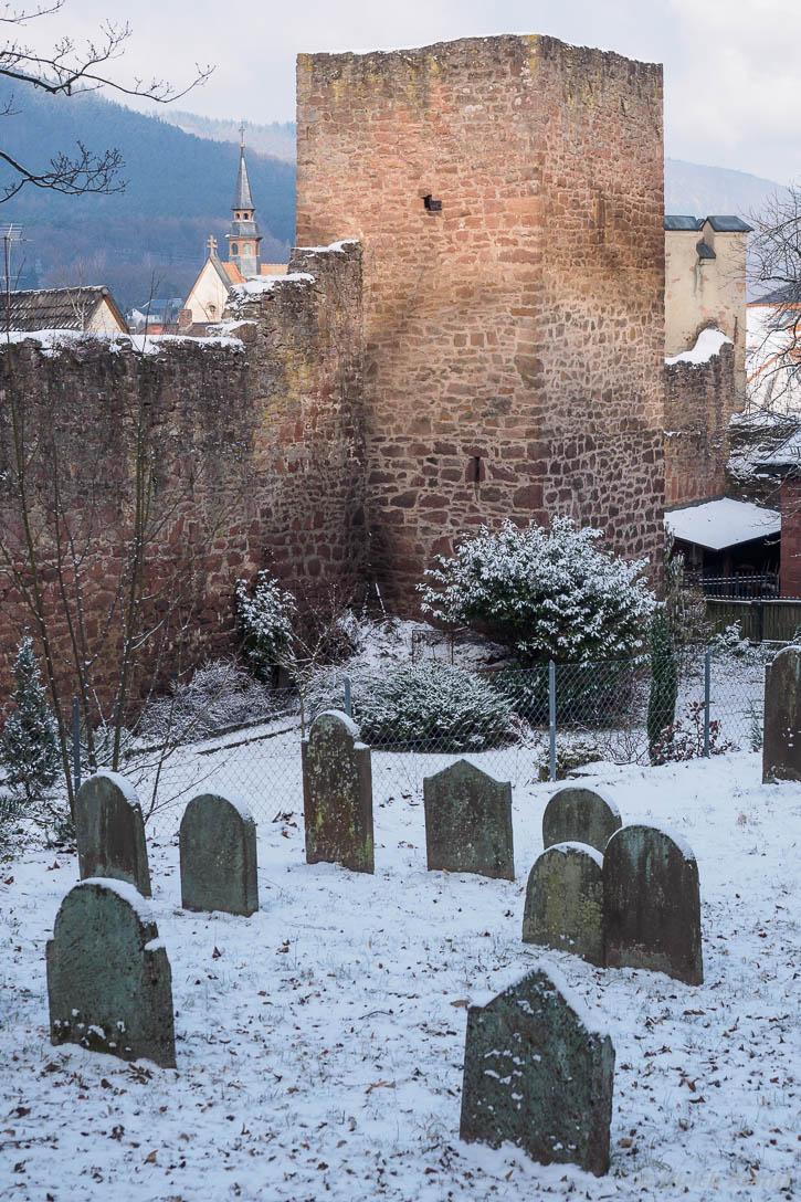 Miltenberg Jüdischer Friedhof