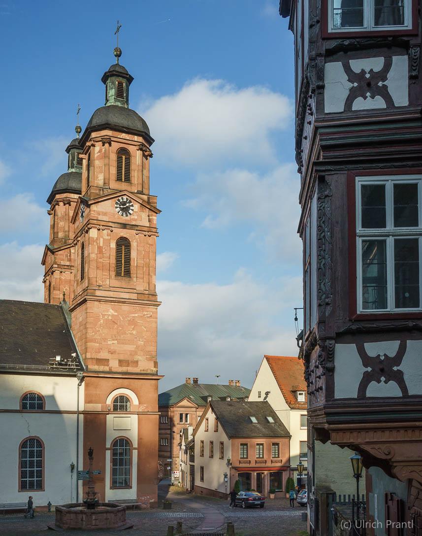 Miltenberg, Stadtpfarrkirche