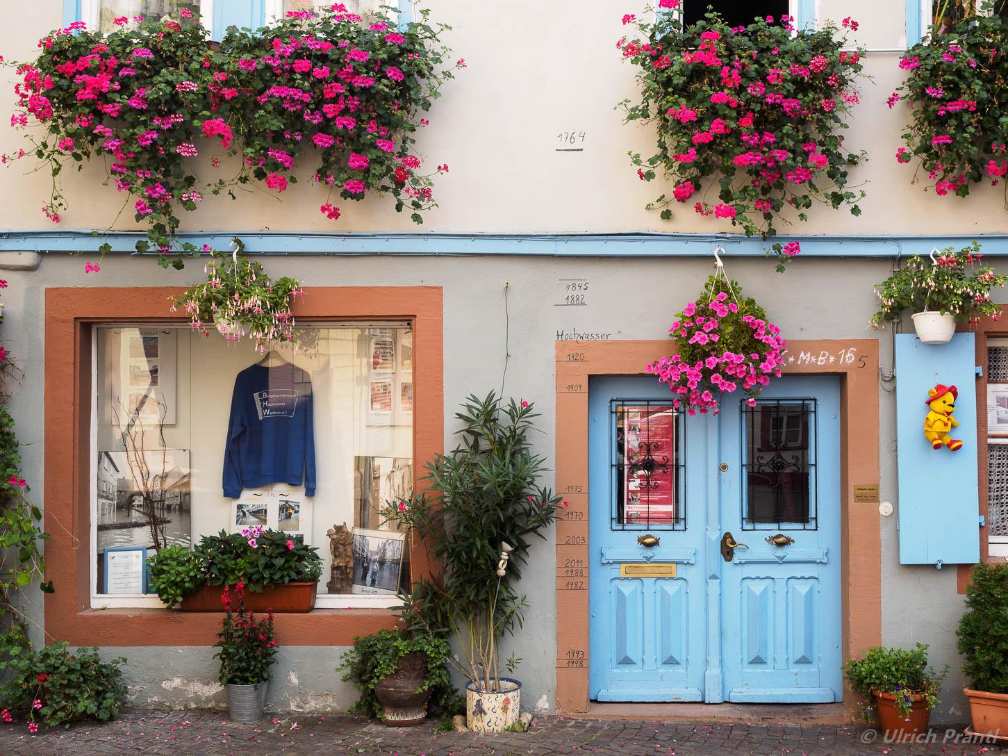 Wertheim, Altstadt