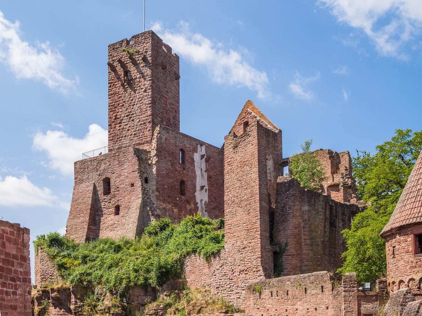 Burgruine Wertheim