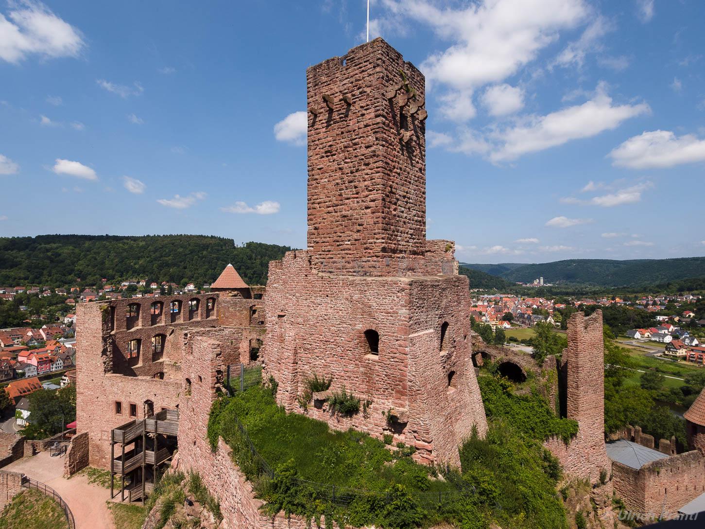 Burgruine, Wertheim