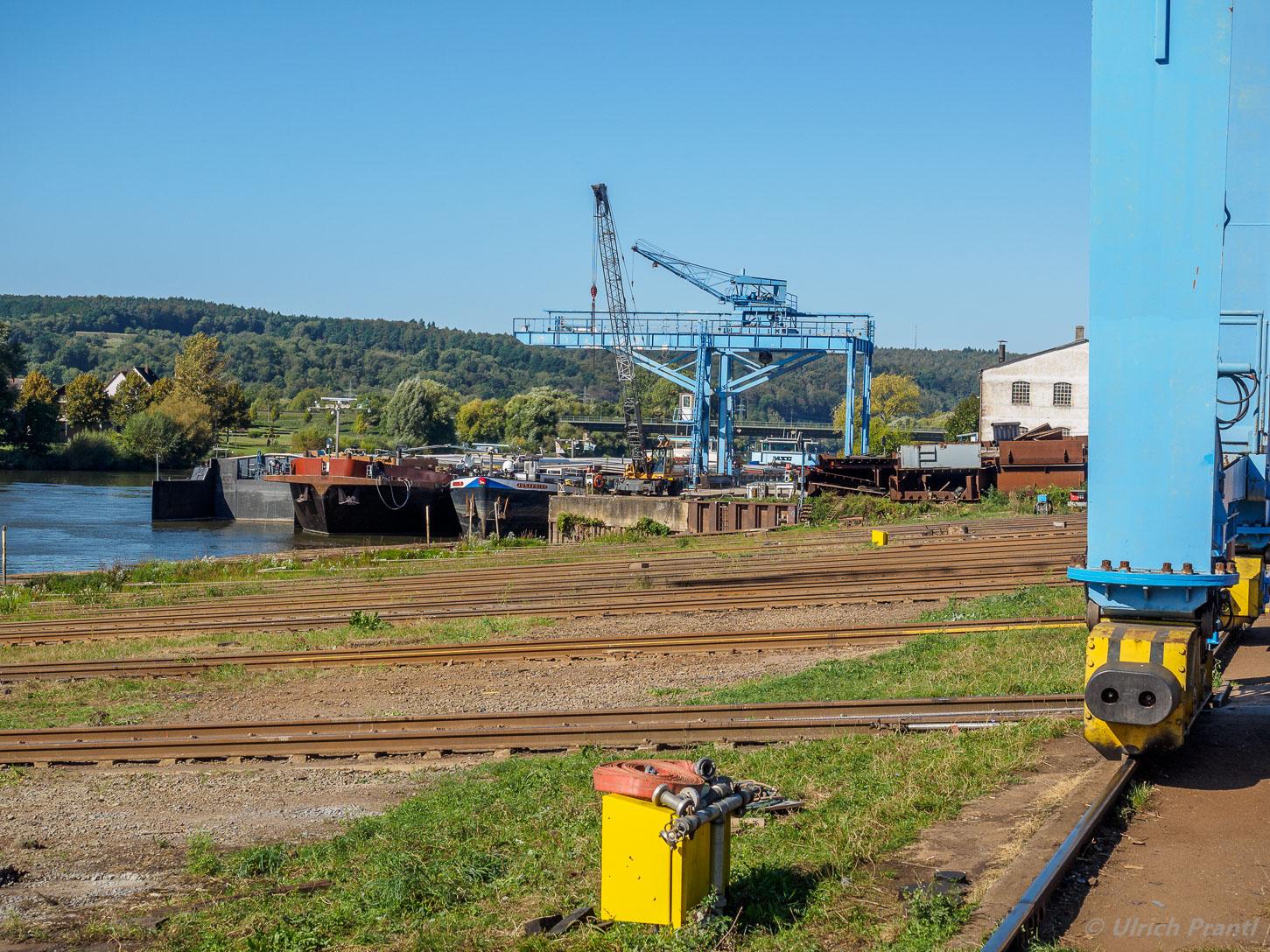 Erlenbach, Werft
