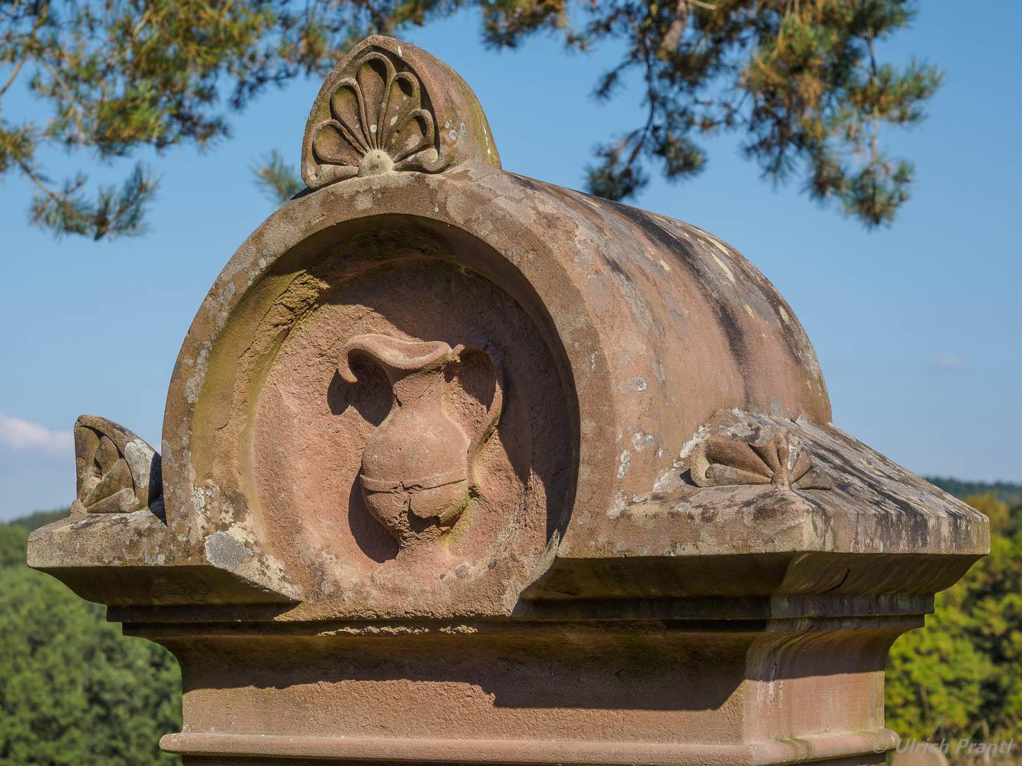 Grabmal Judenfriedhof