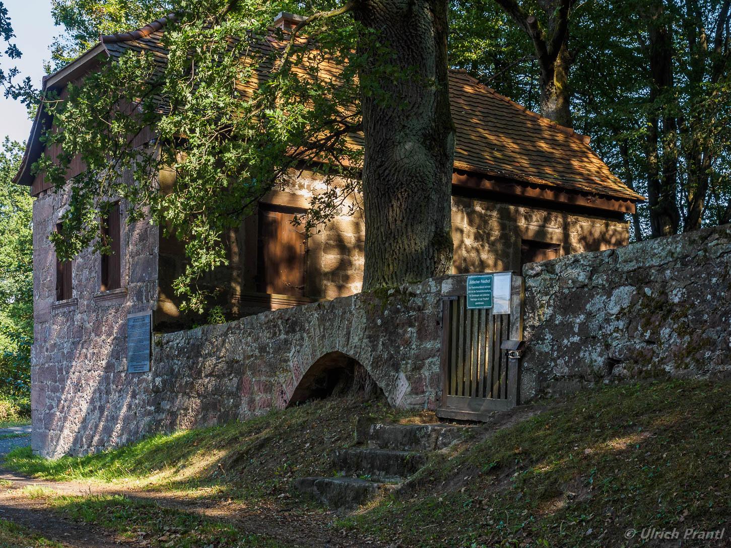 Altengronau Totenhaus