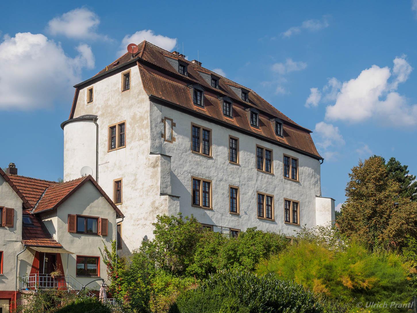 Altengronau Huttenschloss
