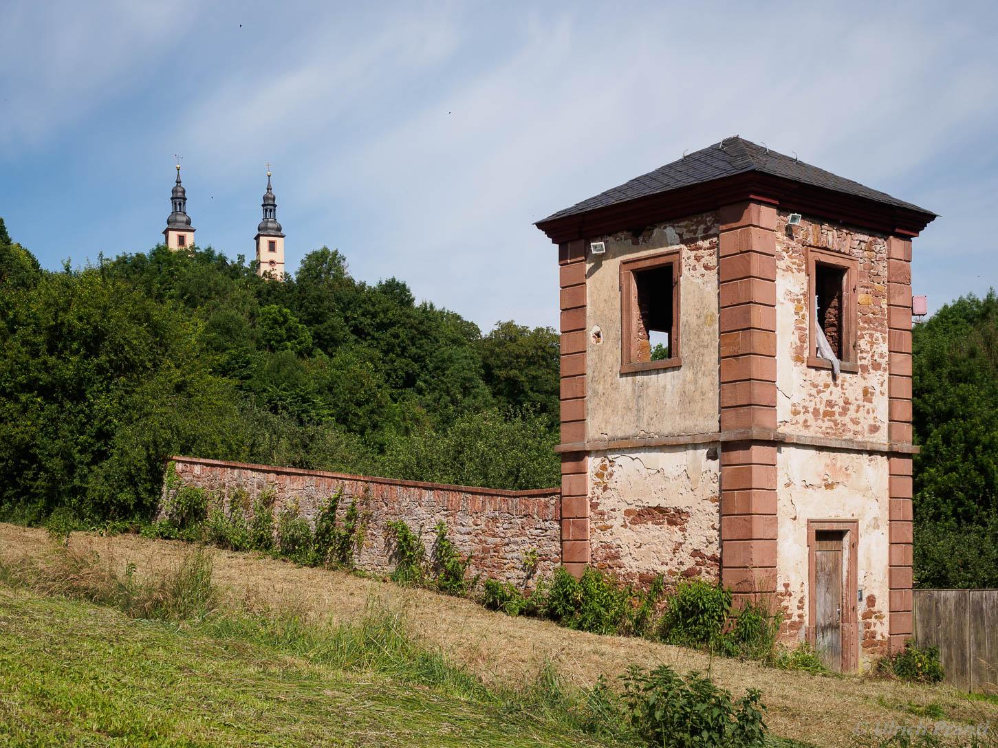 Kloster, Trennfurt, Triefenstein