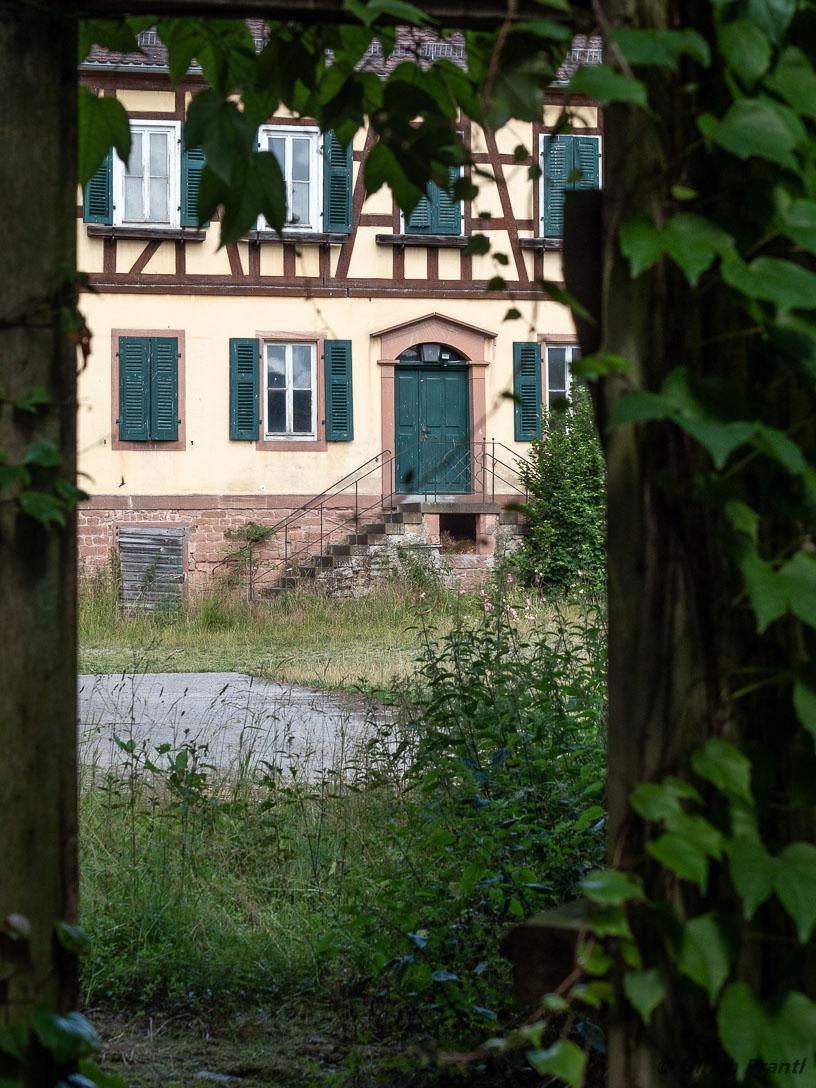 Erlenfurt, Eichenzentrum Spessart