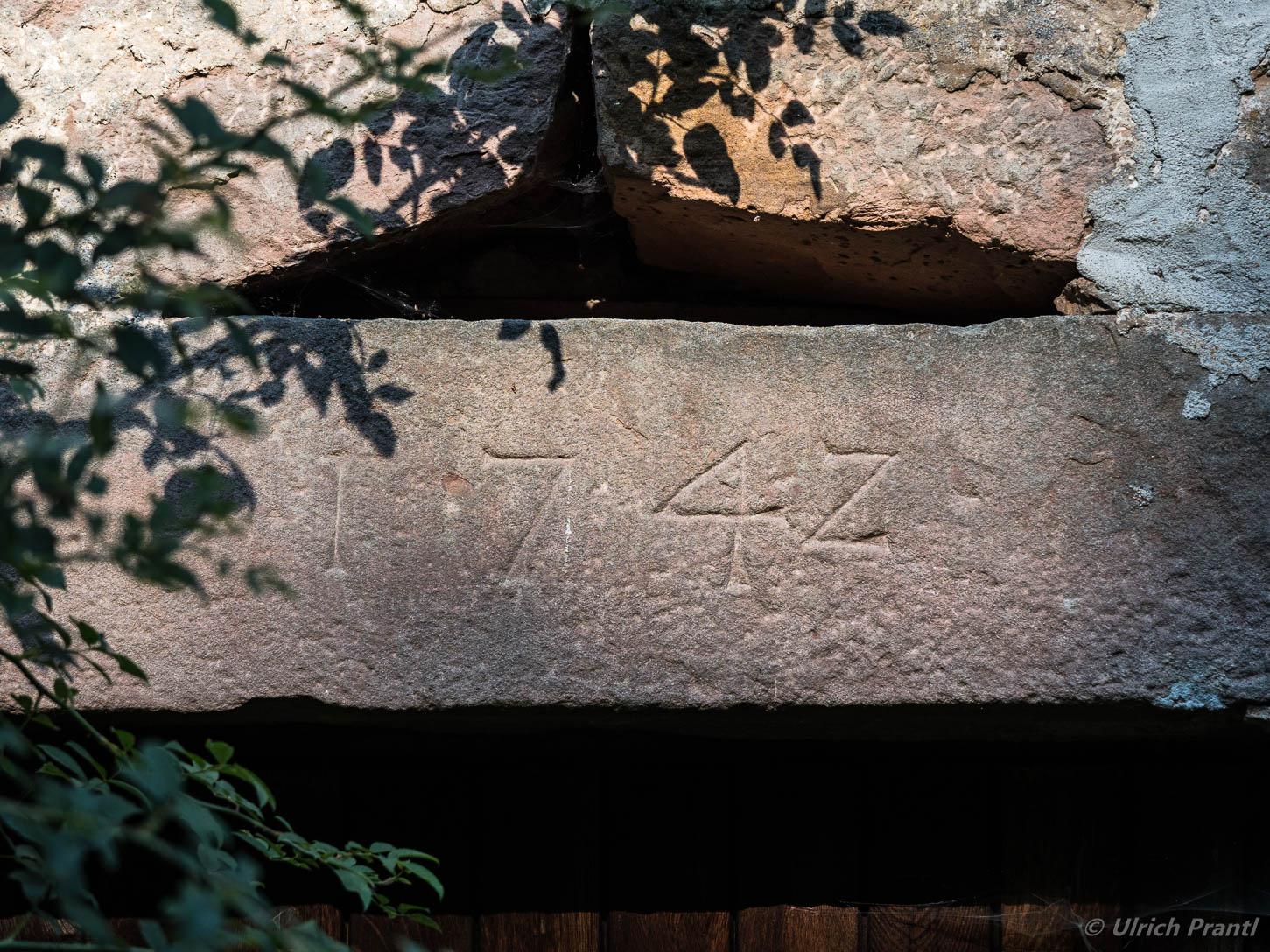 Rothenbuch Mühle