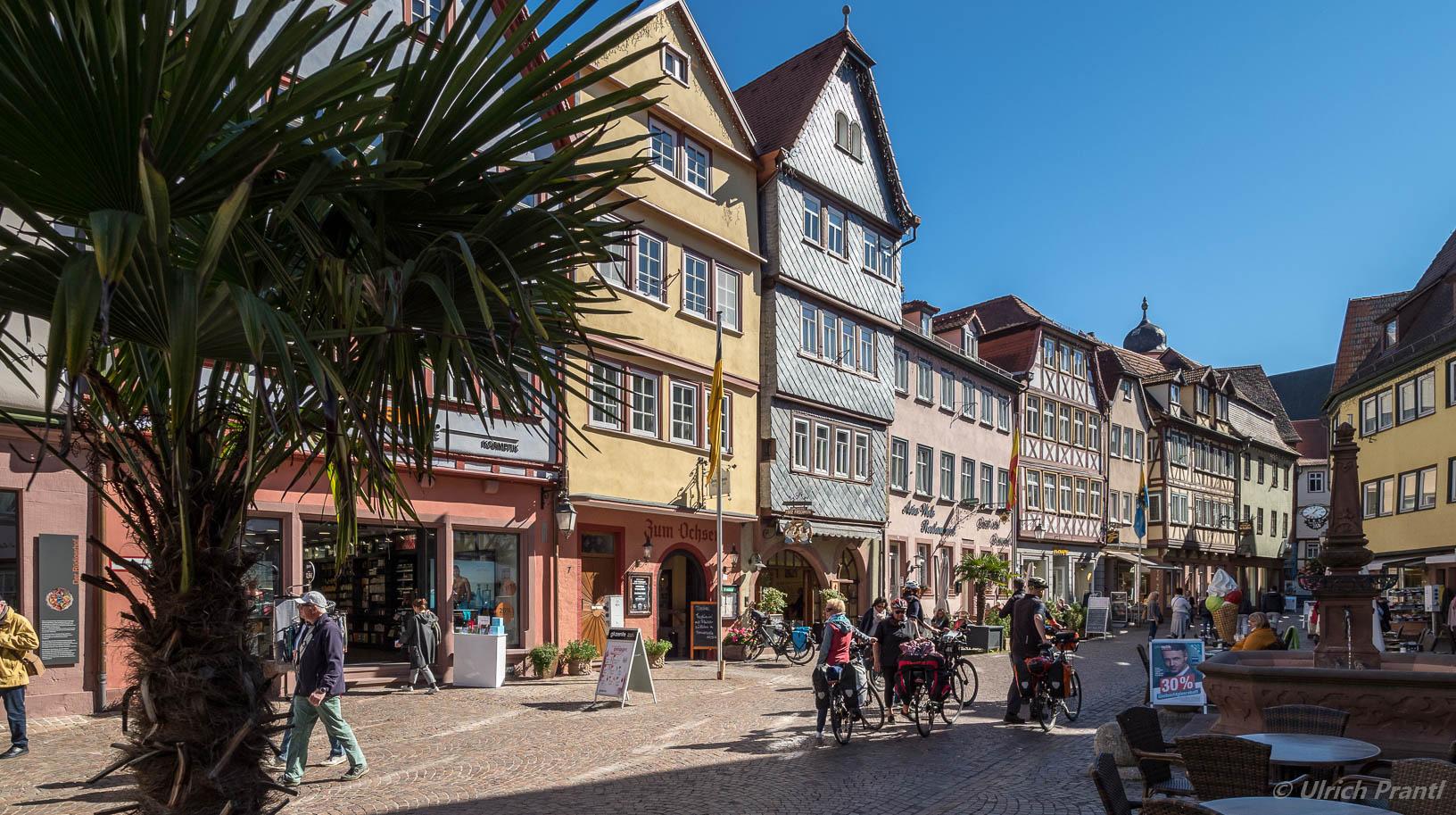 Wertheim Altstadt