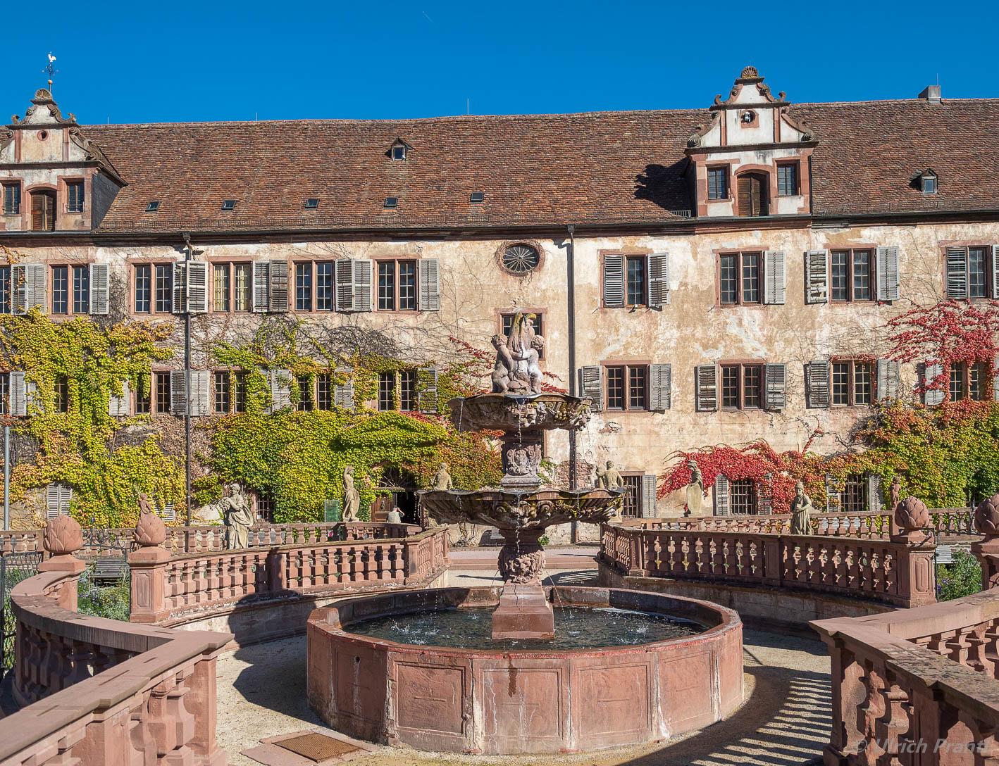 Bronnbach Barockgarten