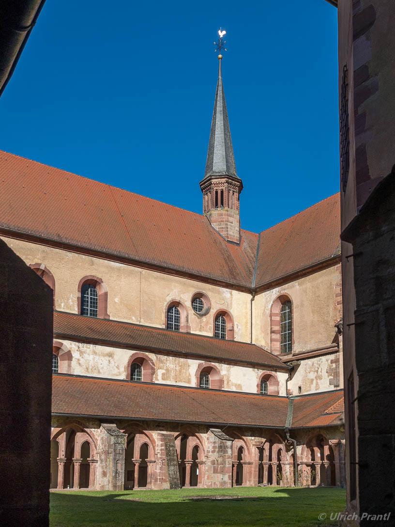 Kreuzgang Bronnbach
