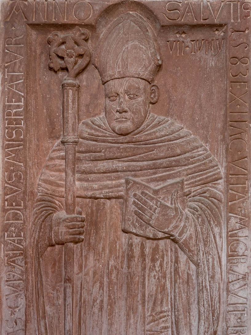 Bronnbach Grabplatten Epitaphien