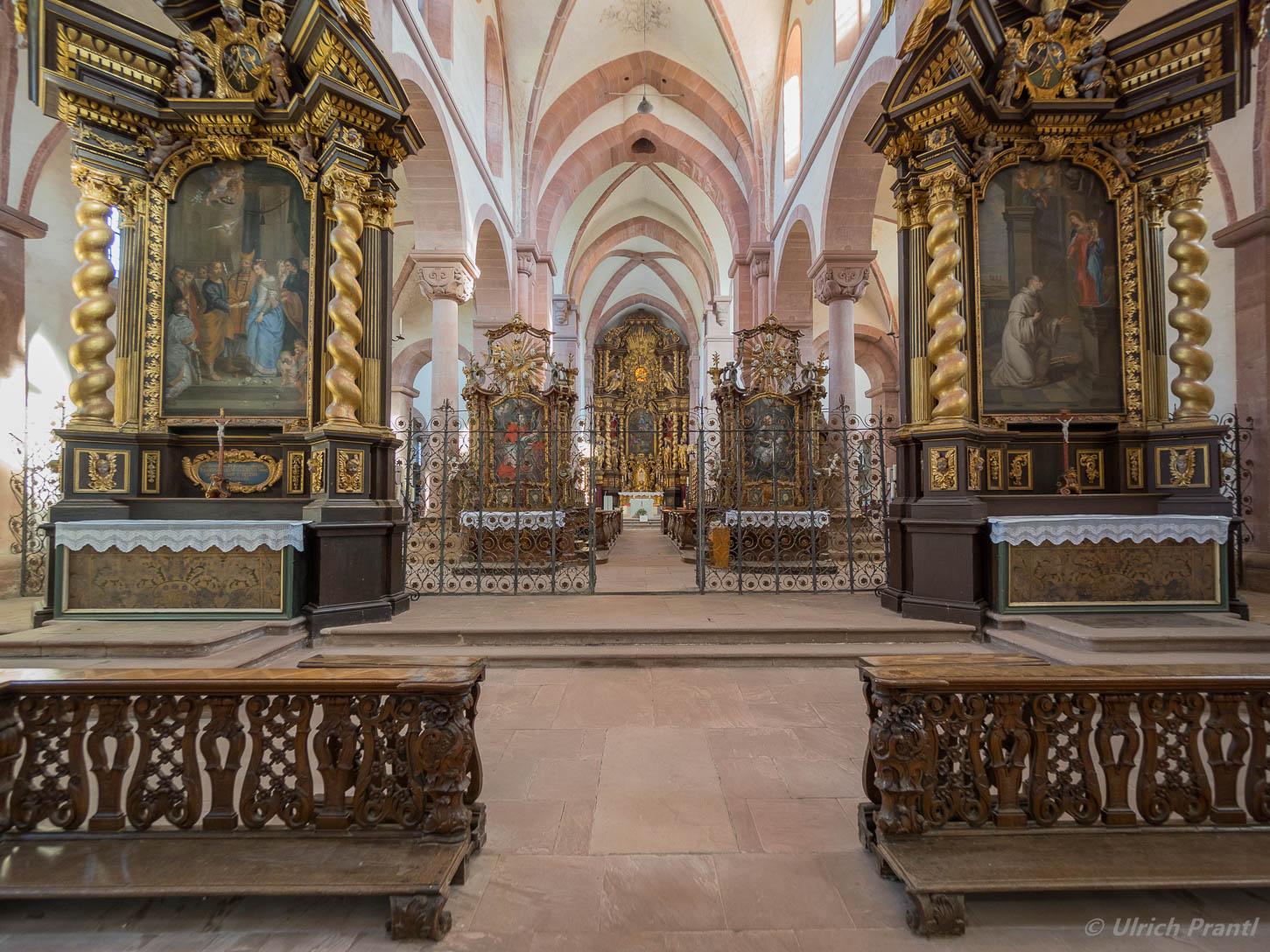 Klosterkirche Bronnbach