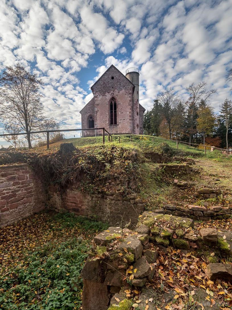 Ausgrabungen am Gotthartsbergsberg