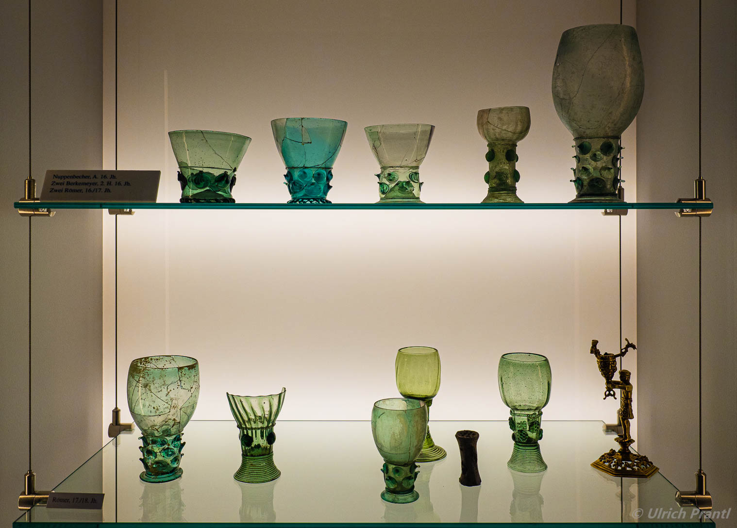 Spessartmuseum Lohr, Glasprodukte