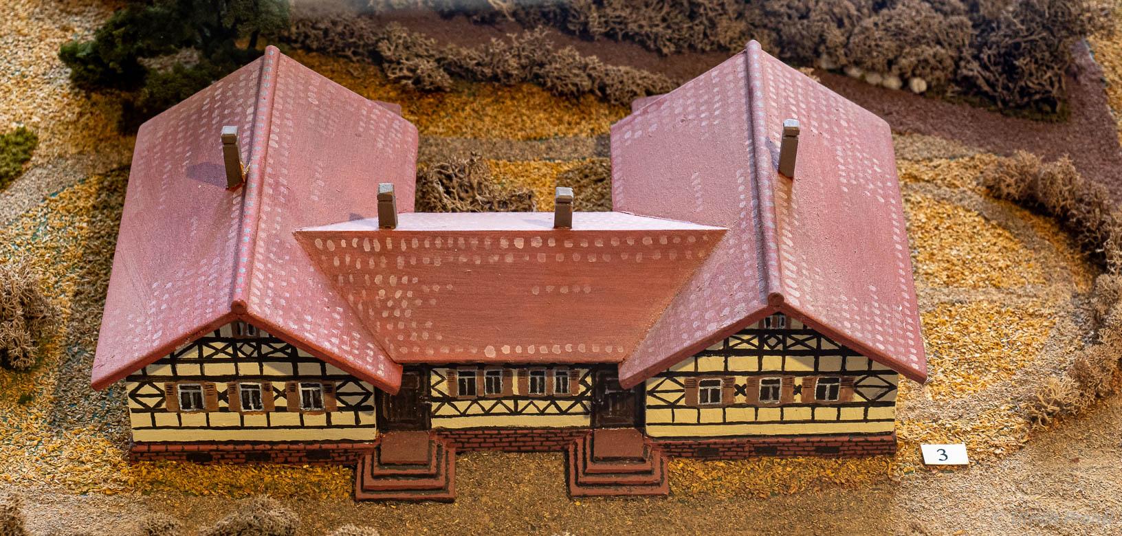 Einsiedel, Schule für die Kinder der Glasmacher