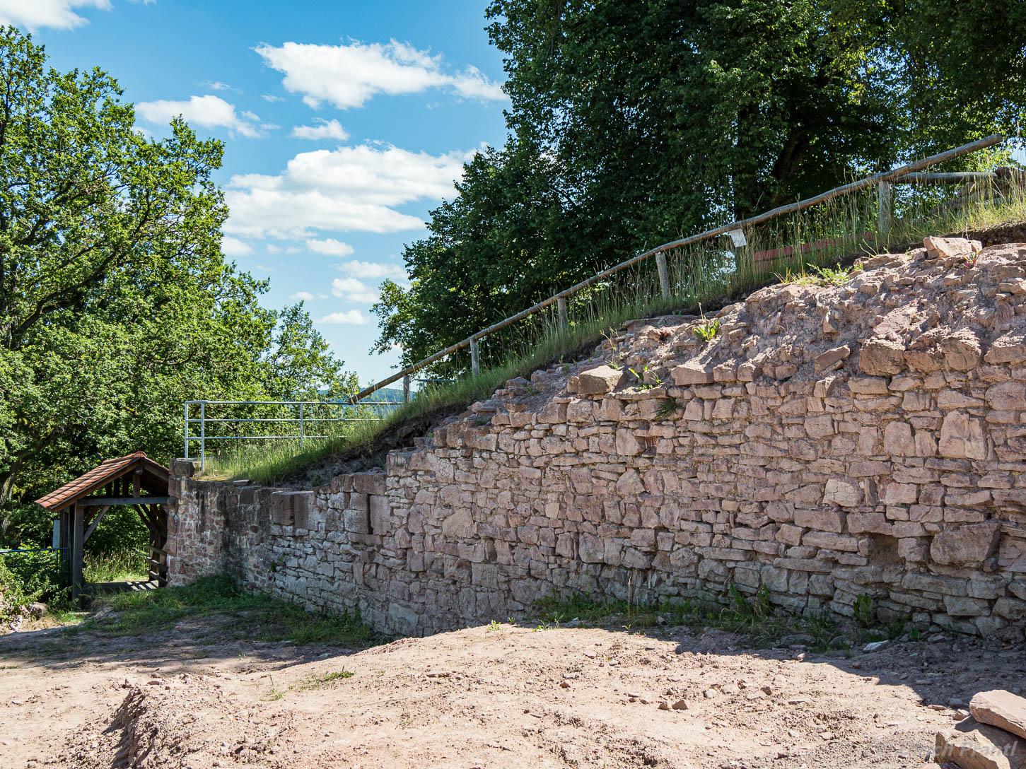 Partenstein, Burg Bartenstein