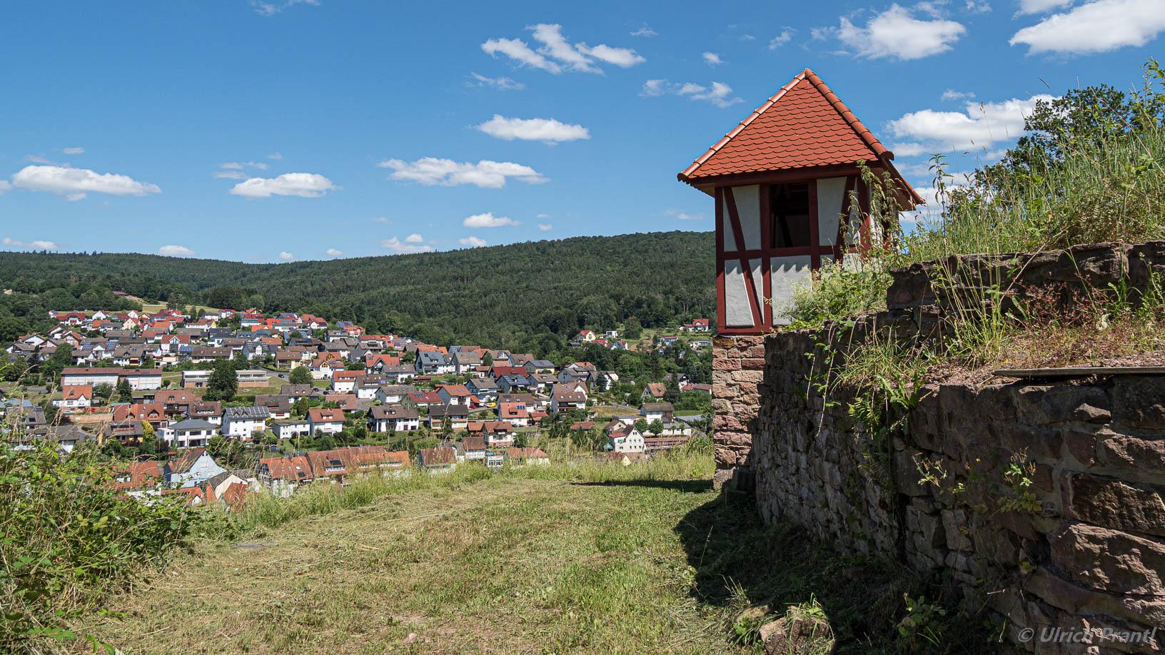 Von Burg Bartenstein