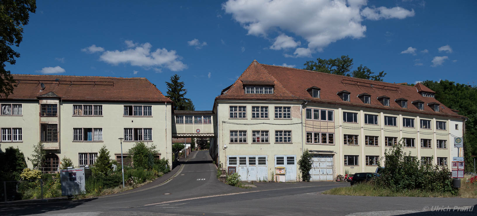 Partenstein alte Schuhfabrik