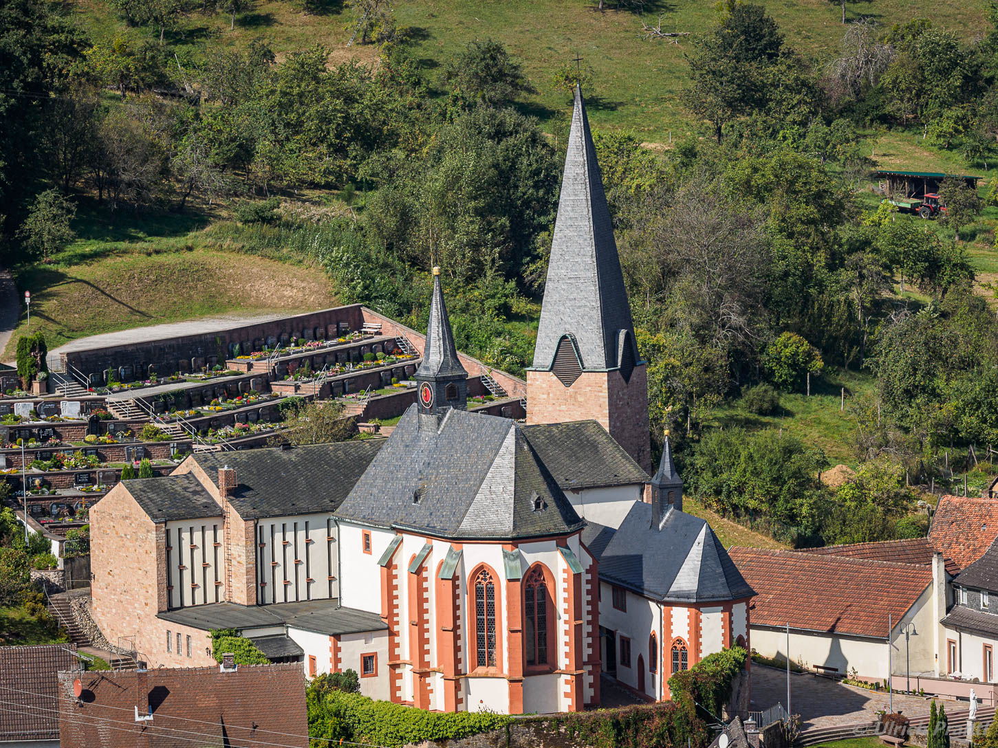 Hessenthal Kirchenhübel