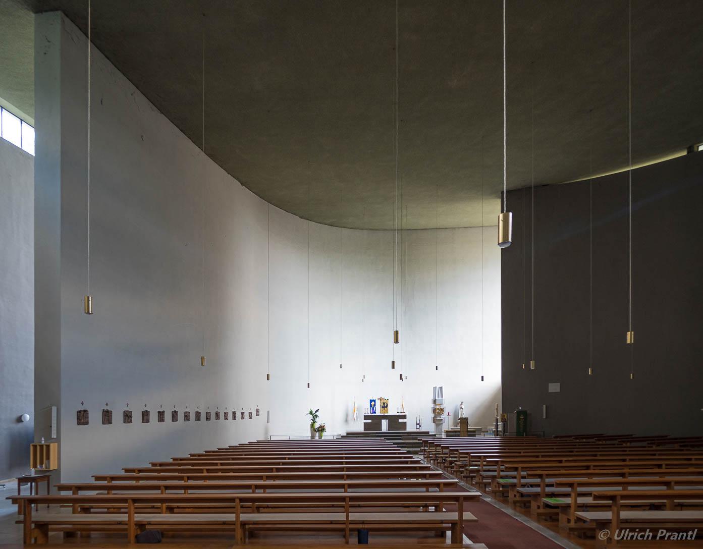 Pius-Kirche in Rück-Schippach