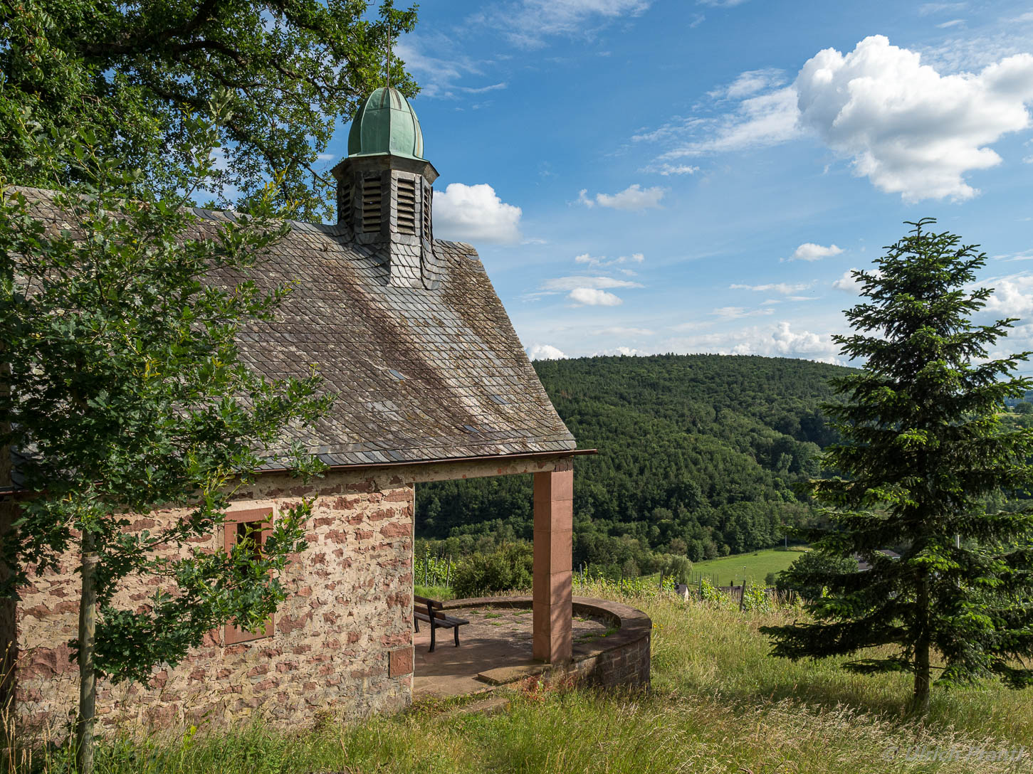 Rück, Weinbergkapelle