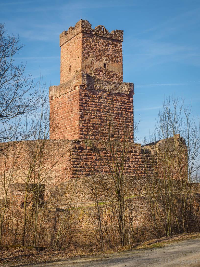Freudenburg Butterfassturm