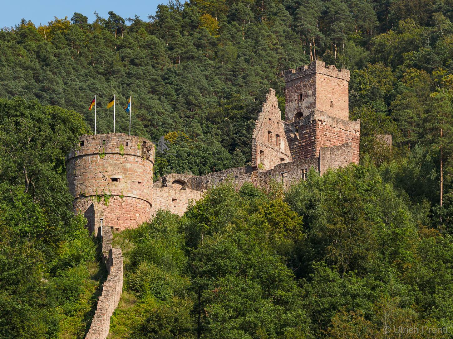 Freudenburg | Burg Freudenberg