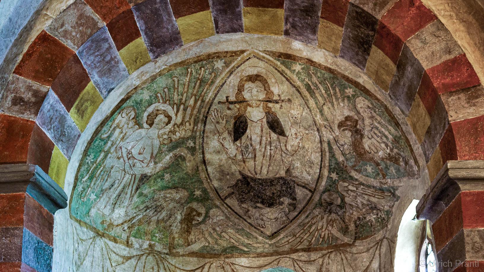 Urphar Jakobskirche Fresko