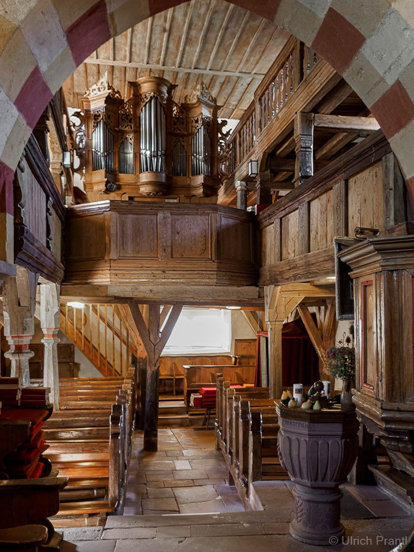 Jakobskirche Orgel