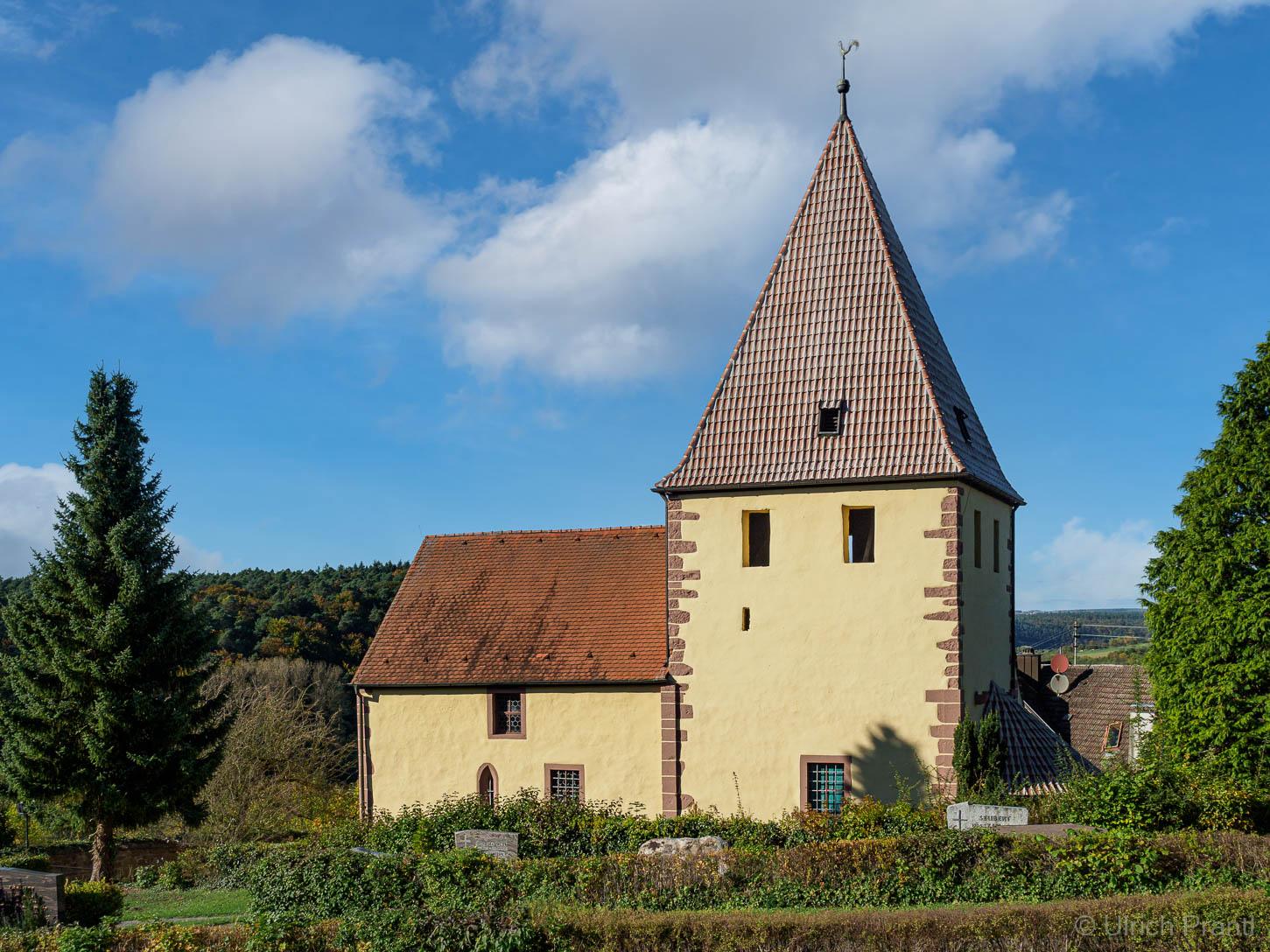 Jakobskirche, Urphar