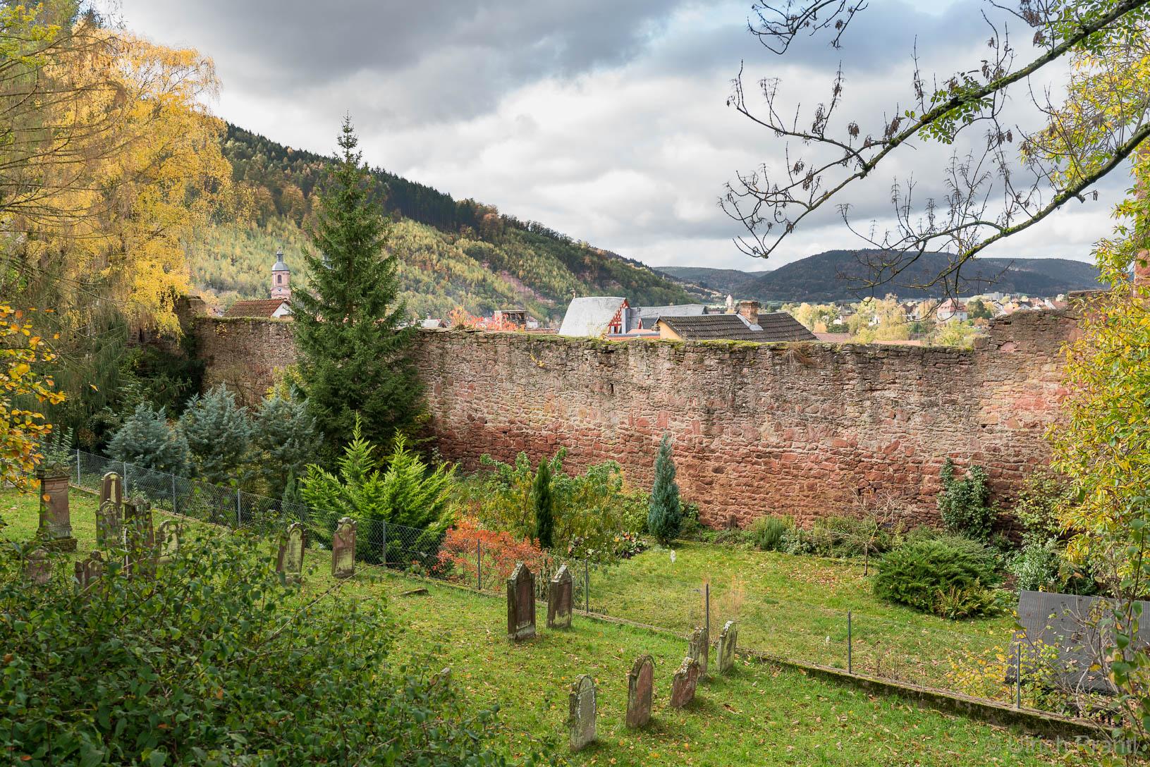 Jüdischer Friedhof Miltenberg