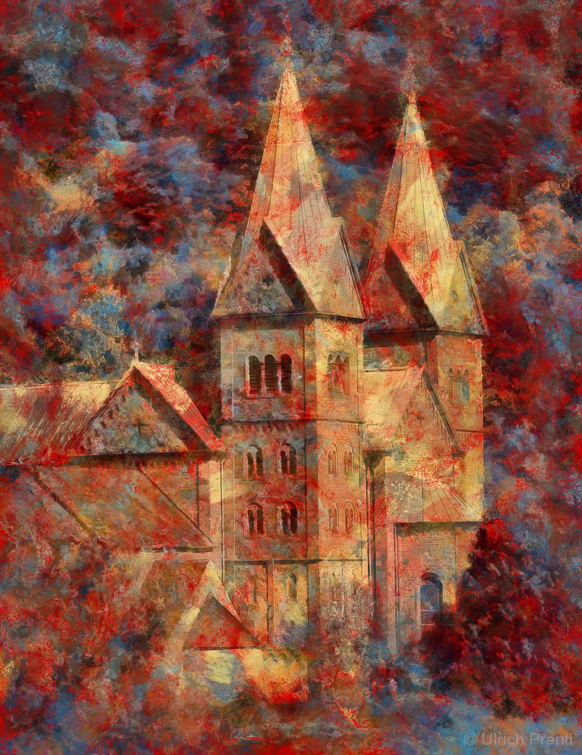 Kunstwerk Klosterkirche Neustadt am Main